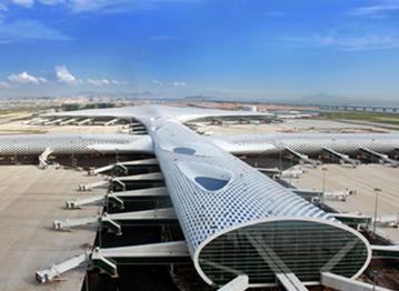 <b>深圳机场</b>