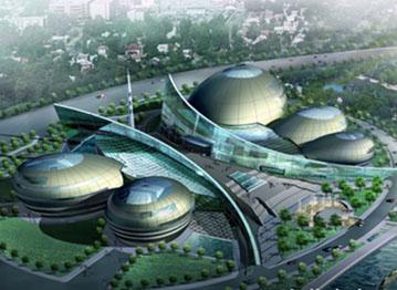<b>河南艺术中心</b>