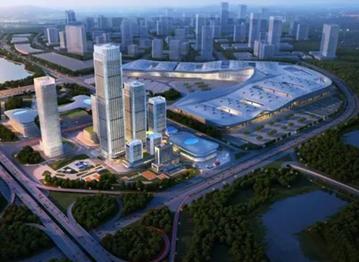 <b>中国西部国际展览馆</b>