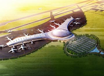 <b>鄂尔多斯机场</b>