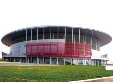 <b>辽宁省体育馆训练中心</b>