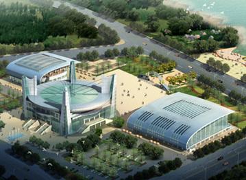 <b>南阳体育中心</b>