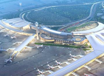 <b>南京禄口机场</b>