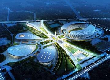 <b>福州海峡奥体中心</b>