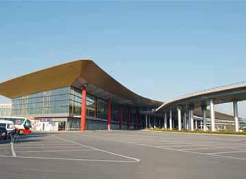 <b>首都机场航站楼</b>