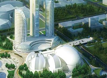 <b>山东省会文化艺术中心</b>
