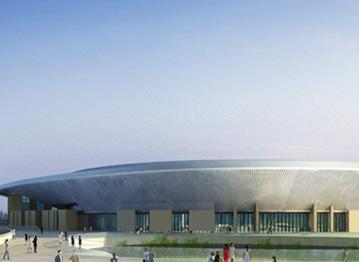 <b>天津北洋园体育中心</b>
