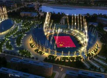 <b>灵武市文化体育中心综合体育馆</b>